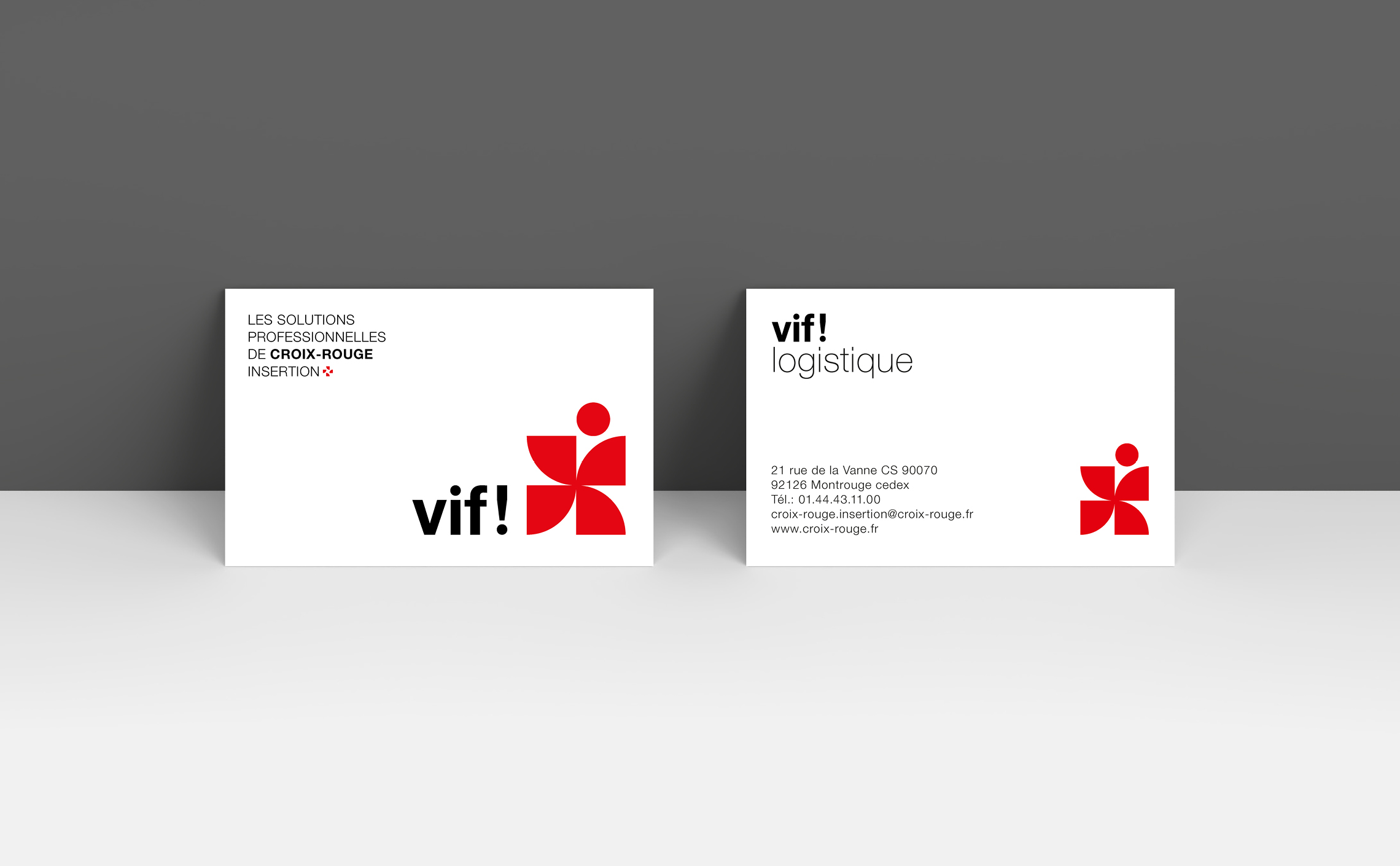 cartes de visites design graphique