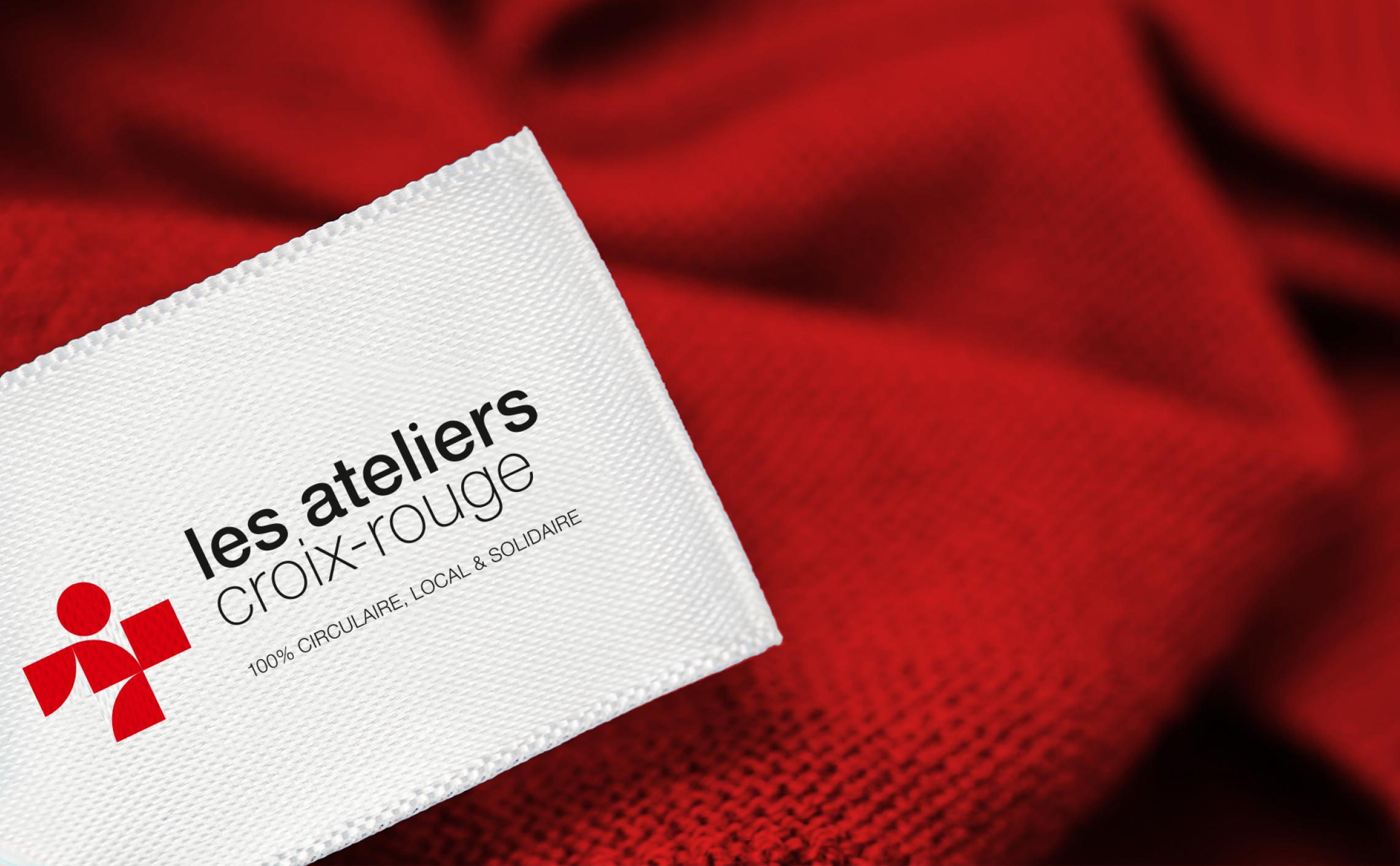 label textile