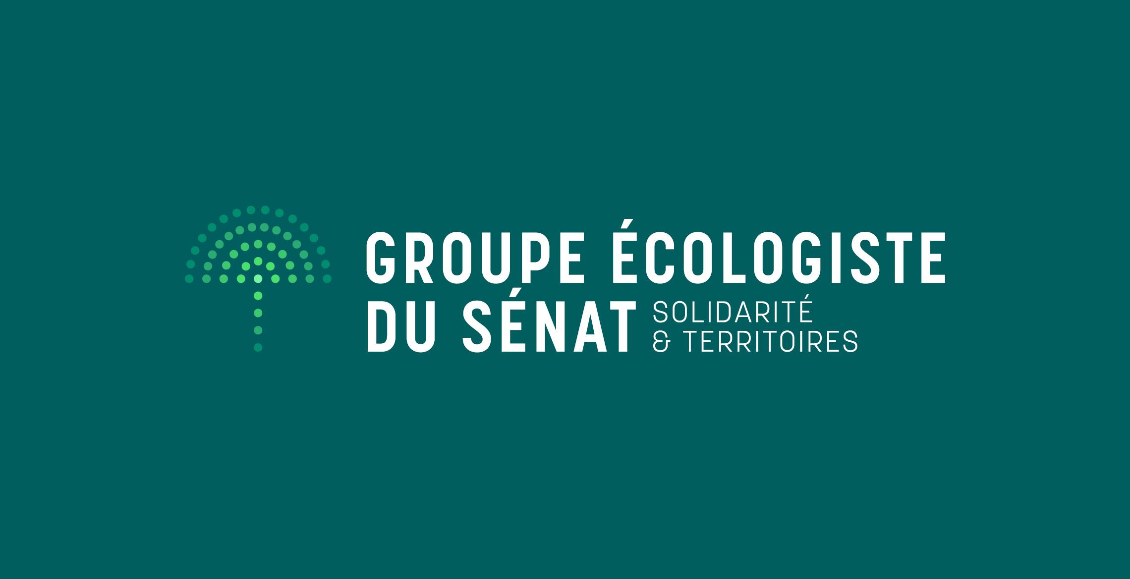 Groupe écologistes du Sénat