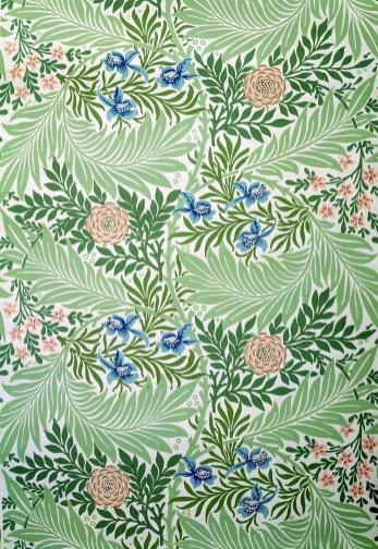 motif-papier-peint-fleuri