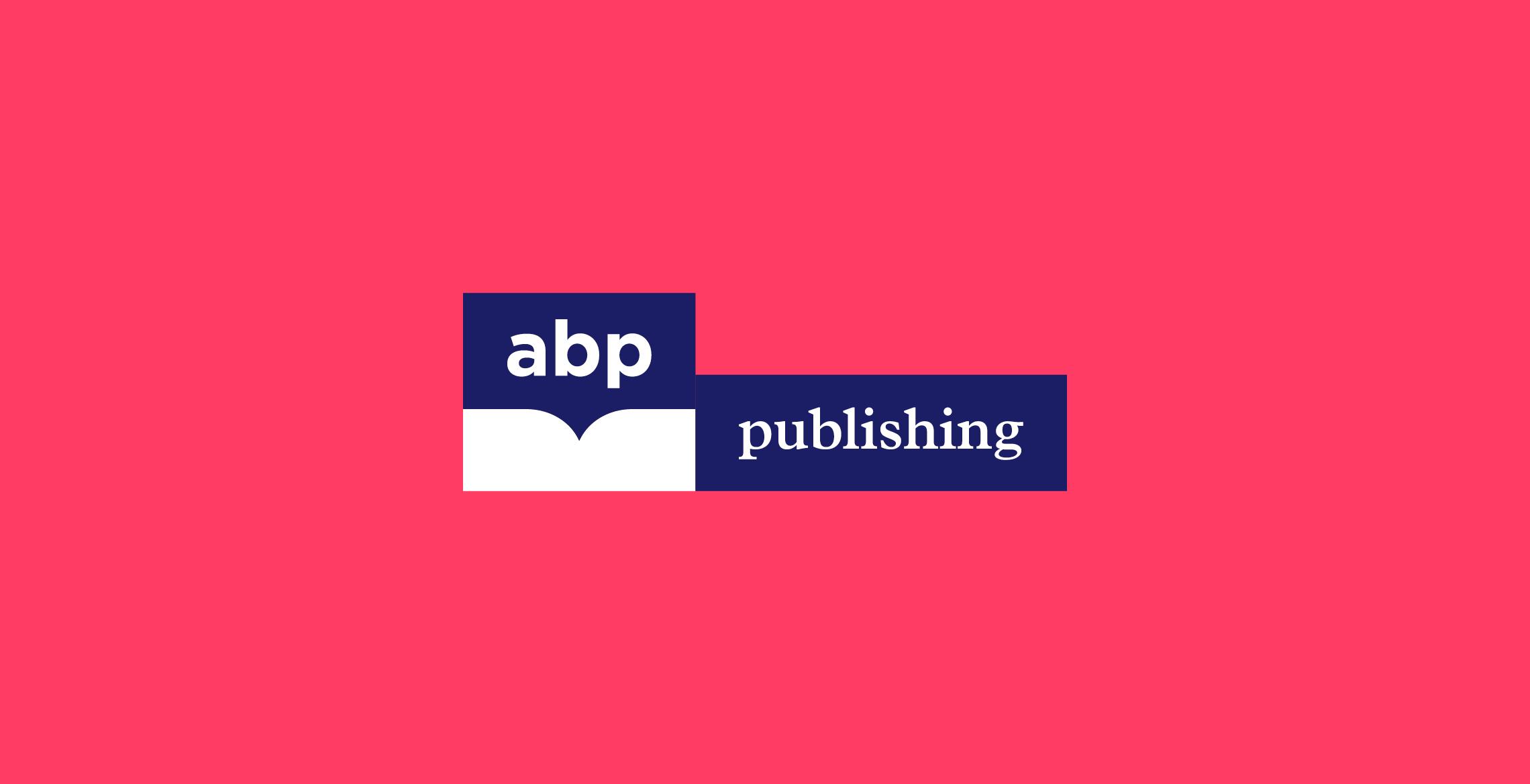 Audio Book logotype branding publishing