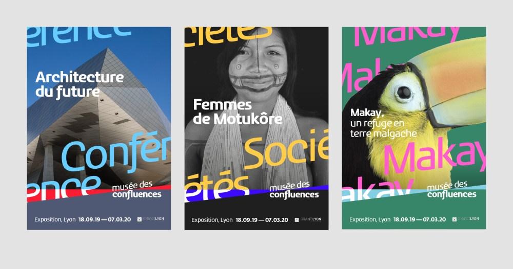 affiches musée design