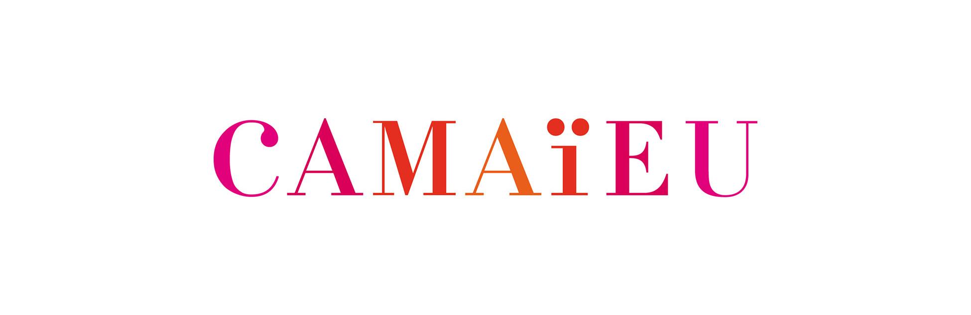 Un nouveau logo pour la marque Camaïeu qui prend des