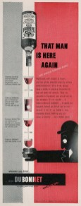 Dubonnet - that man is here again with practical dubonnet drinks-450