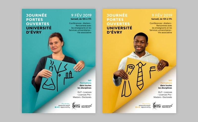 Portes-ouvertes de l'Université d'Évry : dévoilez votre futur professionnel !