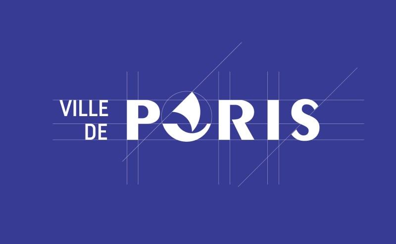 Projet de logotype pour le Ville de Paris