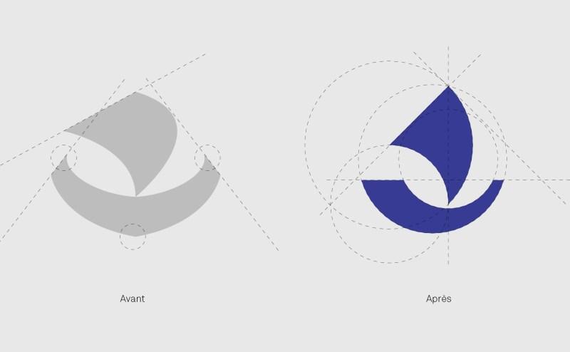 Le nef icone logo