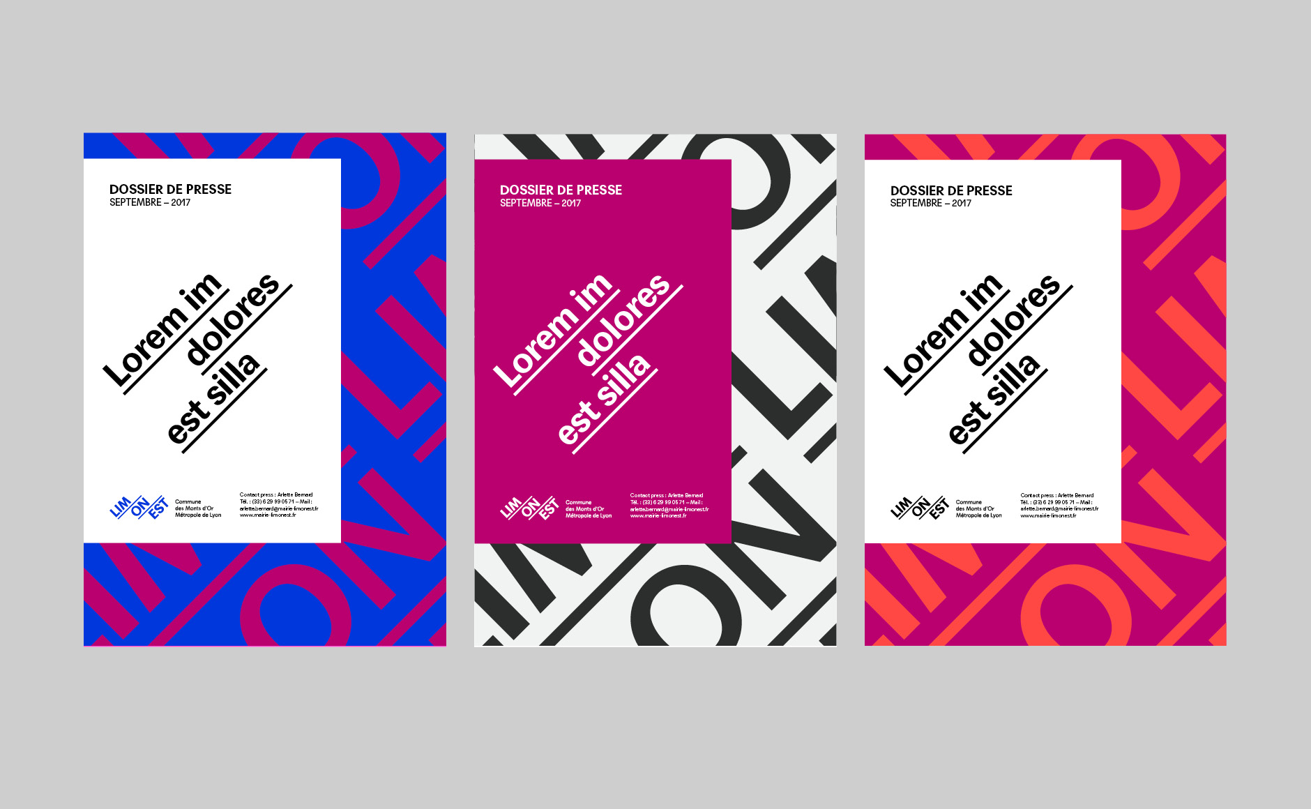 pattern logo city branding
