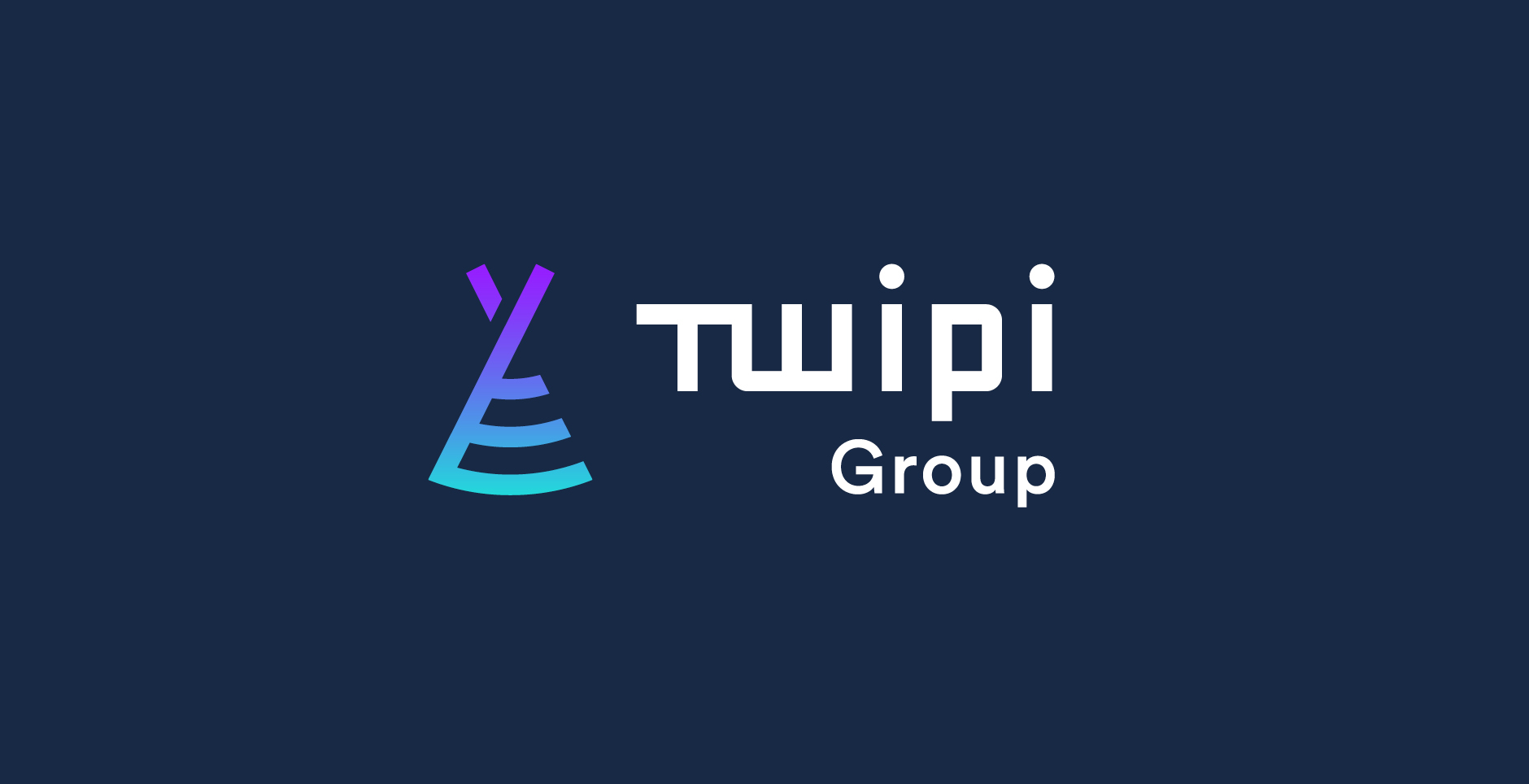 branding tipi group start-up design immeuble