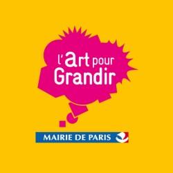 art pour grandir logo graphisme