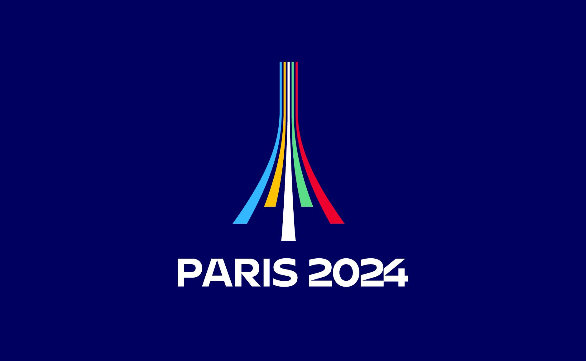 Logo Paris 2014 Jeux Olympiques Graphéine