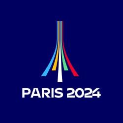 Jeux Olympiques 2024 logo Paris Graphéine