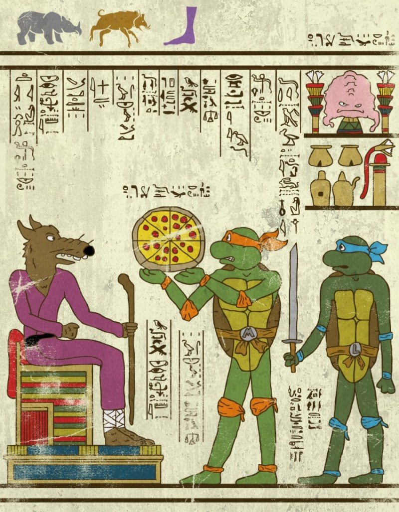 hieroglyphes-tortues-ninja
