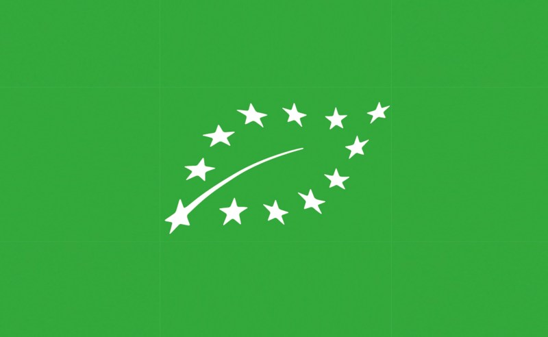 logo europe bio green écologie