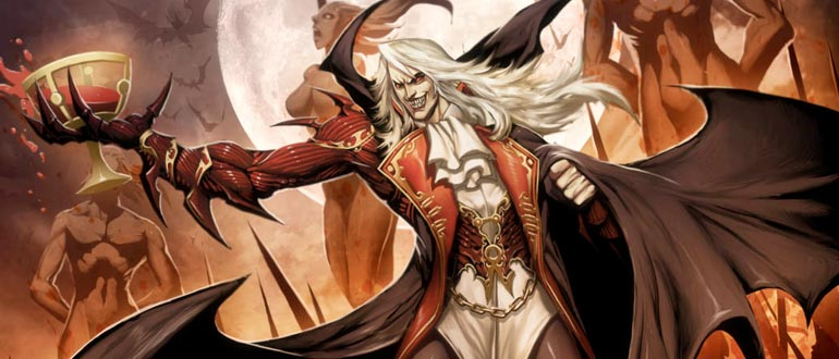 Vivacious Video Game Vampires Our Pick Of 7 Of The Best