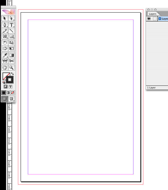 InDesign Transparency And Faded Background Image Effects