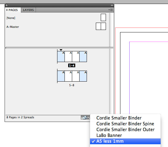 Multiple Pages In InDesign CS5 Create A Spread With