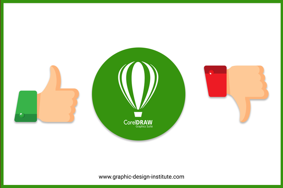 What are the Pros and Cons of CorelDraw that Mostly Designers Might Not Know