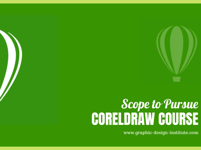 Is There Any Scope to Pursue CorelDraw Course for Graphic Designing