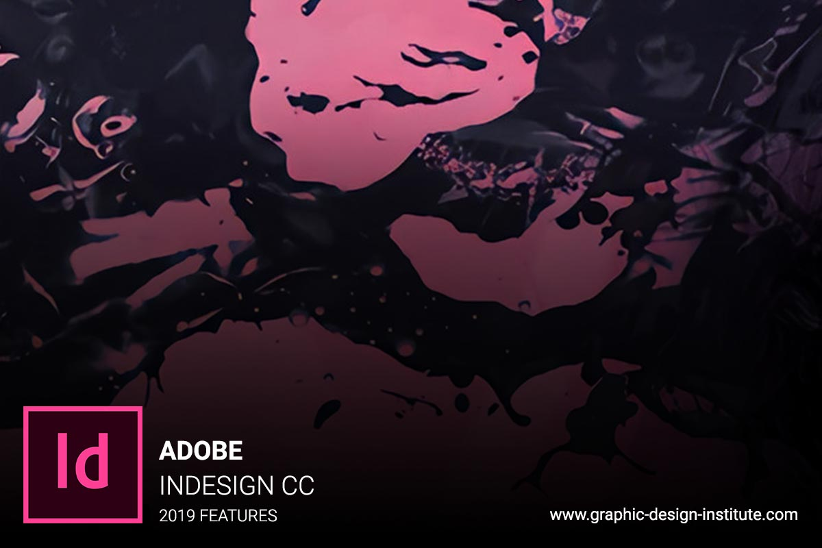 new indesign features 2019