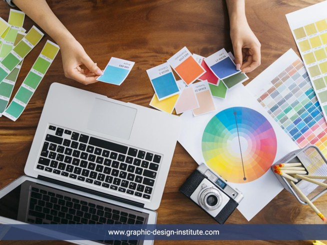 Most Popular Questions on Using Color in Graphic Designing