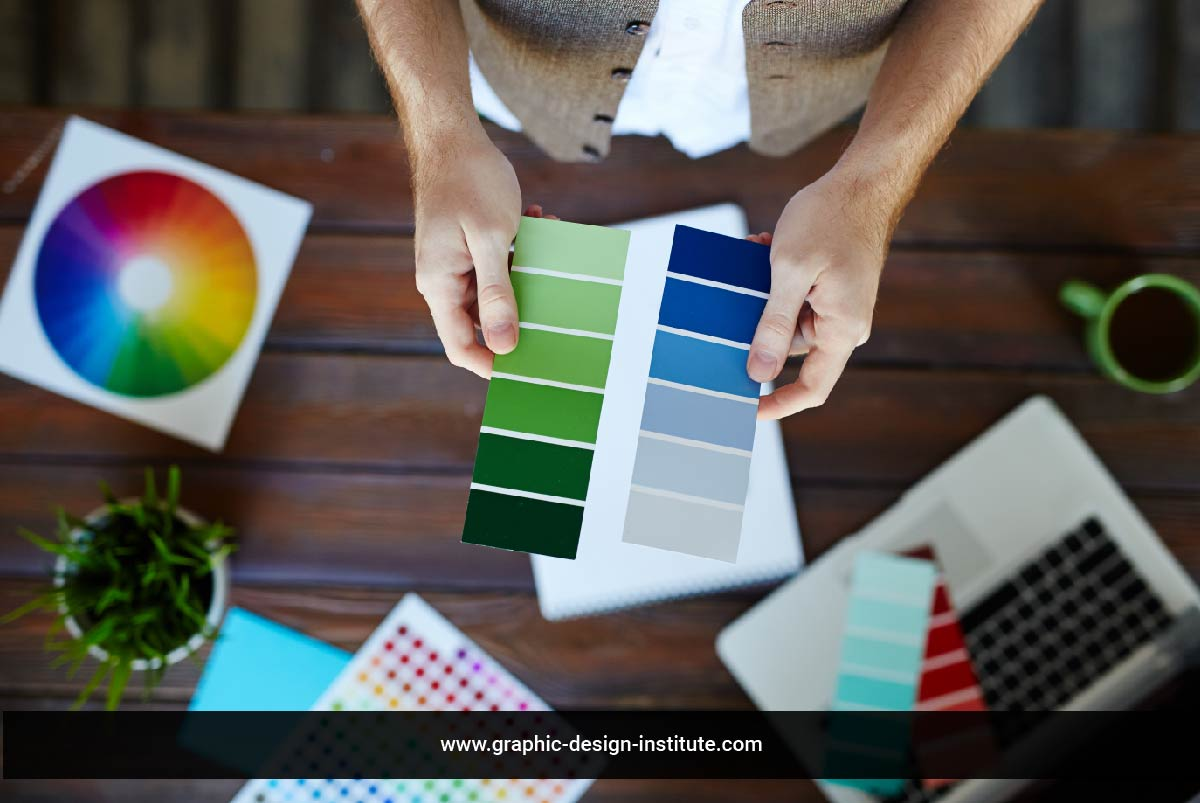 Role of Colors in Making of Design