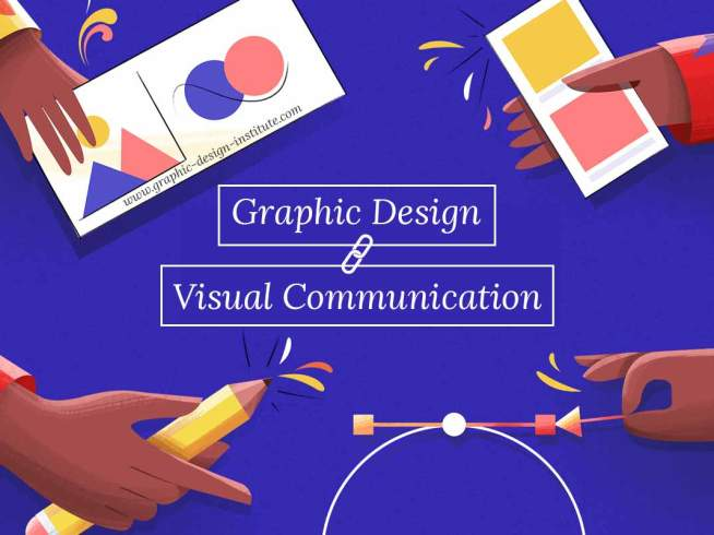 Relation between Graphic Design and Visual Communication