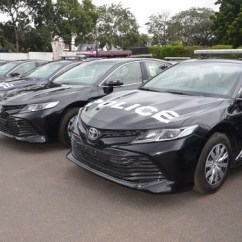 Brand New Toyota Camry For Sale In Ghana Grand Avanza Type E 2017 Government Presents 105 Vehicles To Police Graphic Online