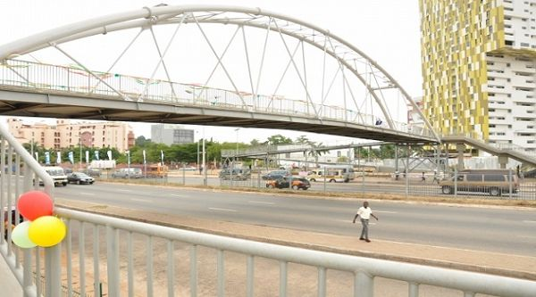 Safety and convenience, in footbridge use - Graphic Online