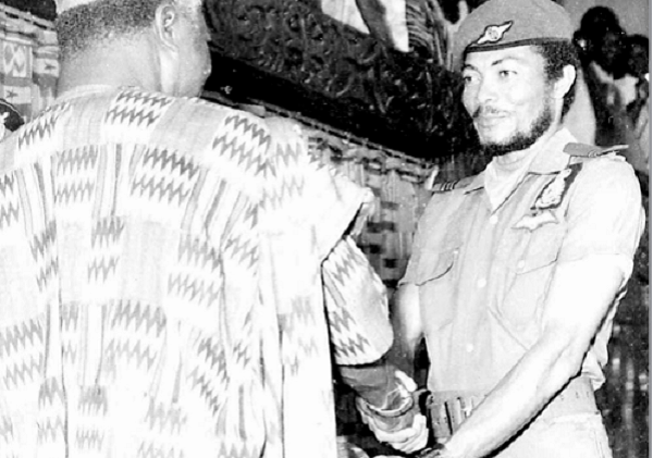 Book review: The Trial of J.J Rawlings, A Revolutionary Moment in Post  Colonial Ghana – The Citizen