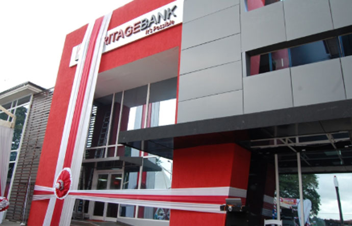 Heritage Bank Collapsed Merged With Consolidated Bank Graphic Online
