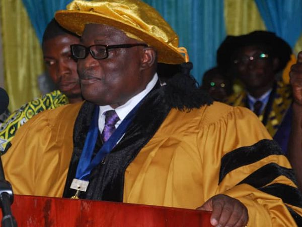 Manwerehene made honorary chancellor of Dominion University College 1