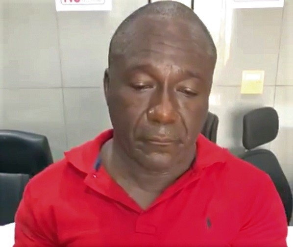Man of God' remanded for alleged threat on EC Chair - Graphic Online