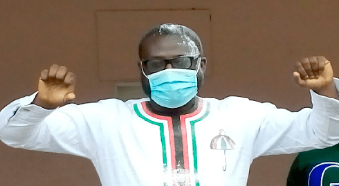 NDC elects parliamentary candidate for New Juaben North - Graphic Online