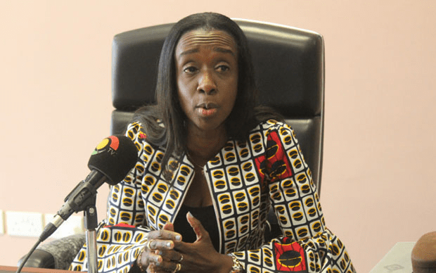 Chief Executive Officer (CEO) of the FDA, Mrs Delese Mimi Darko