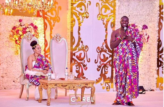 Image result for Pastor Chris Oyakilome's daughter marries Ghanaian businessman