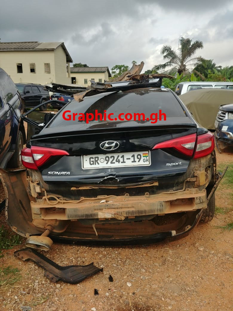 3 KNUST students killed in 2 separate accidents 1