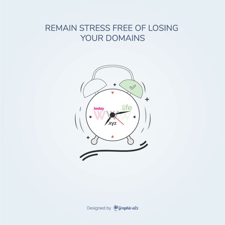 Remain Stress for domains