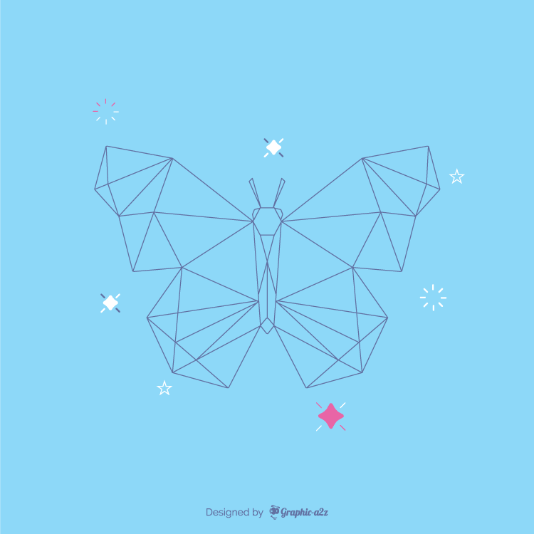 Butterfly Vectors, Butterfly Outline Vectors, Butterfly Vectors line, Vector Creative Butterfly, Graphica2z