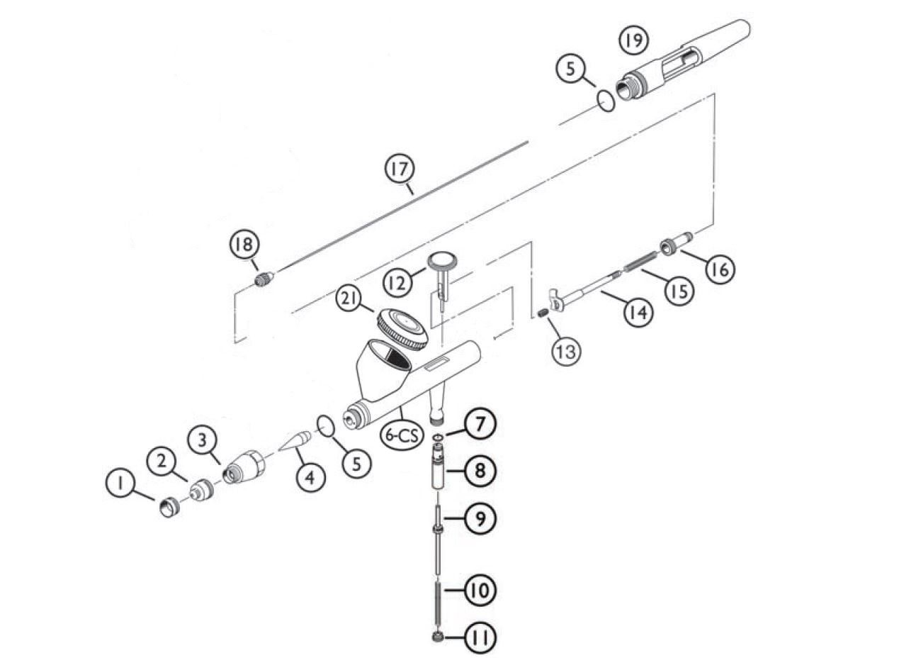 hight resolution of eclipse cs spare parts
