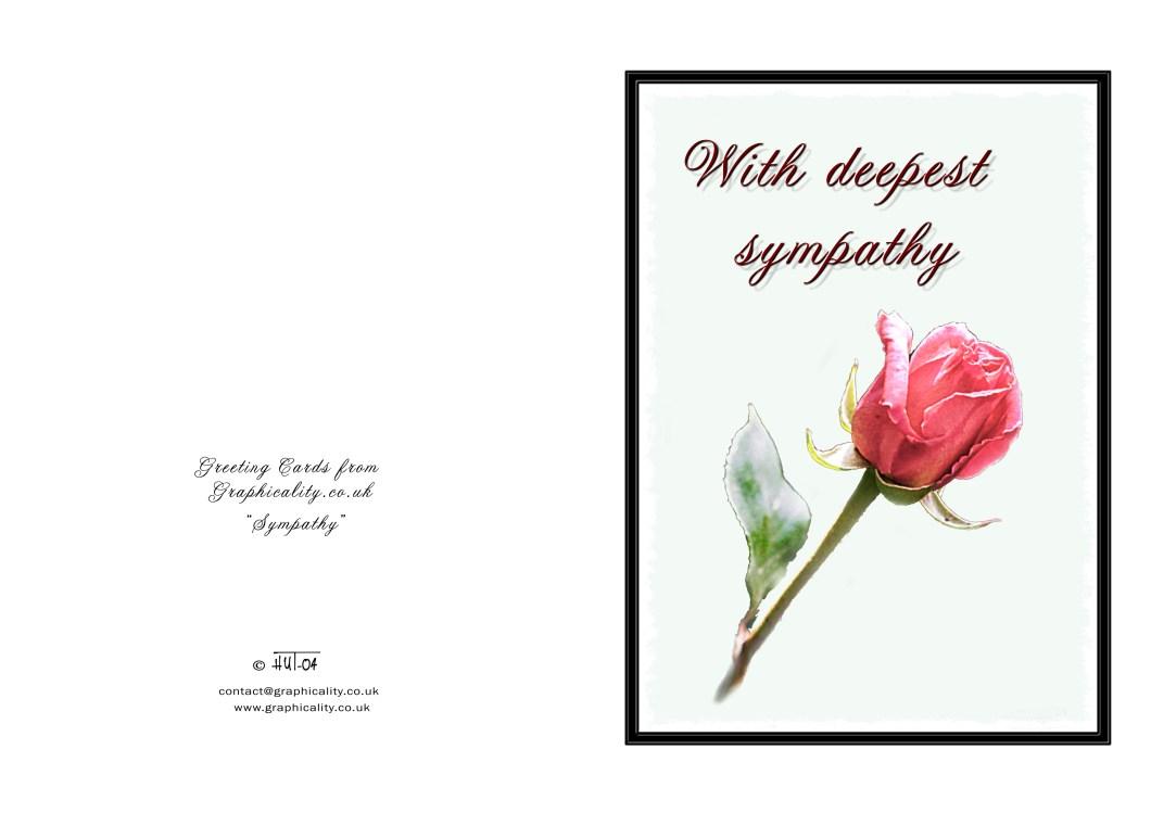 Free Printable Sympathy Cards Cardjdi