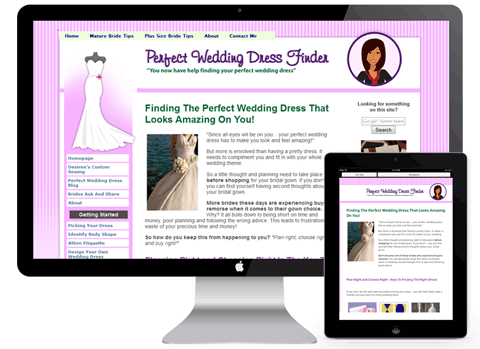 Wedding Themed SBI Website Design