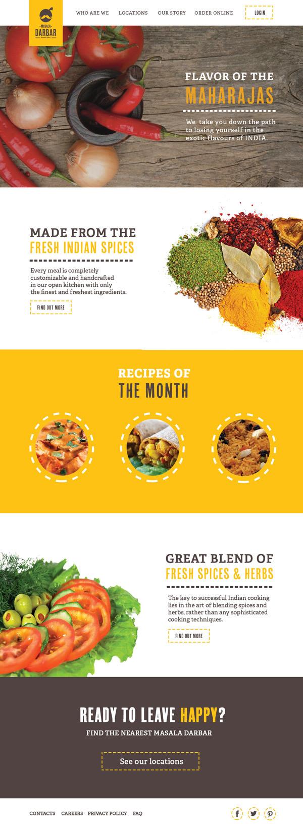 Restaurant Branding 18