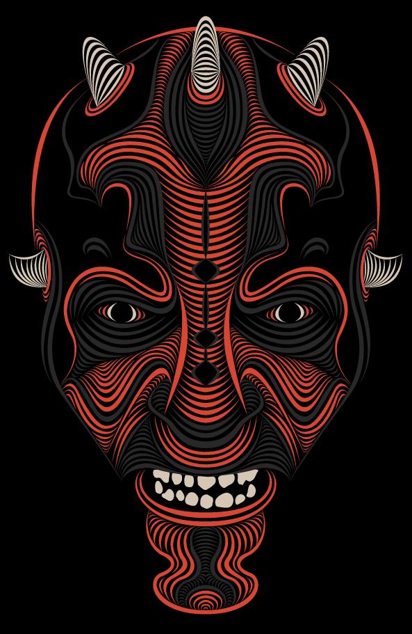 Darth Maul by Patrick Seymour