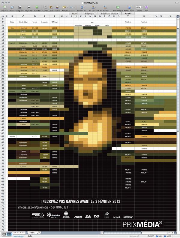 Prix Média (2) by Patrick Seymour