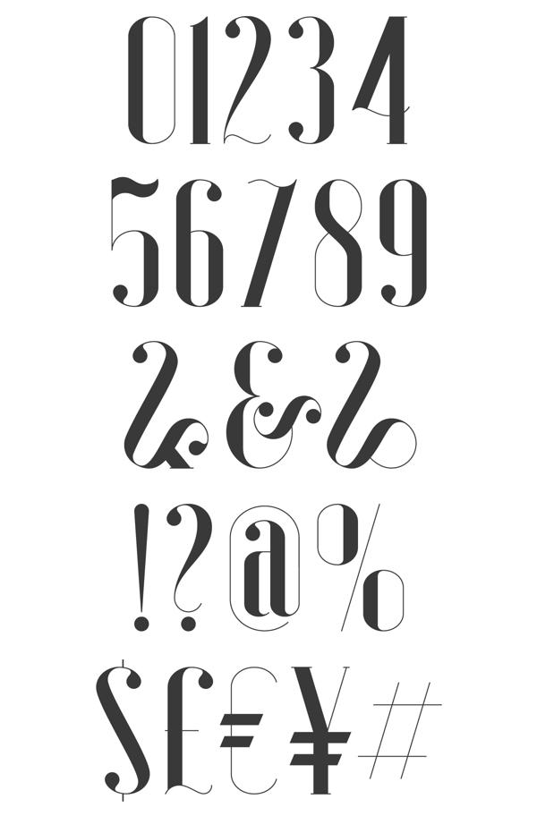 Global Font - 4