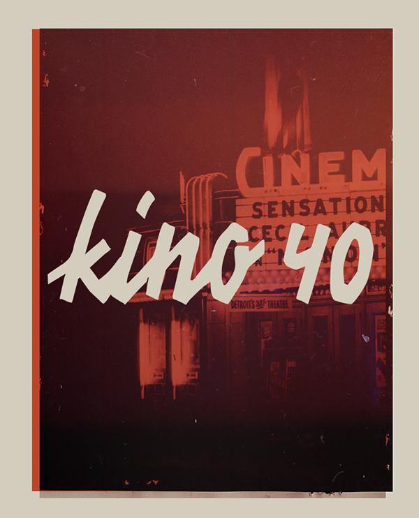 KINO 40 Font-2