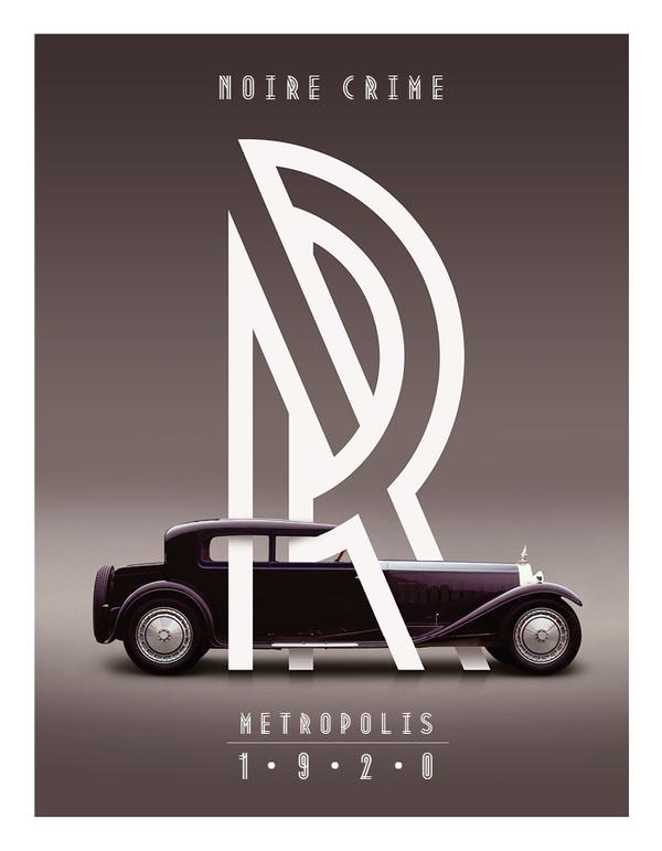 Metropolis 1920 Font-5