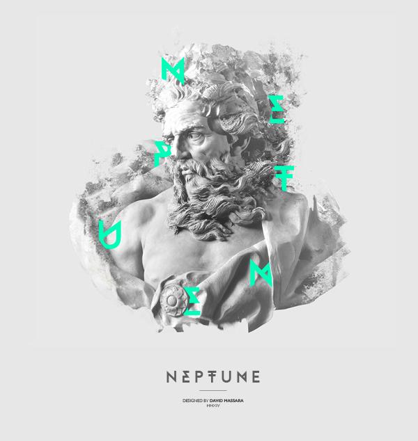 Neptune Font-1