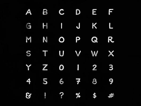 Parker Font-2